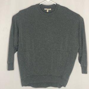 Express One Eleven Womens Oversized Sweatshirt